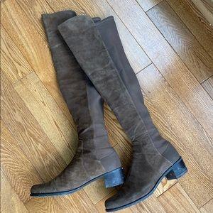 Stuart weitzman reserve boots size 9